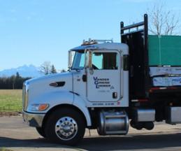 VG Lumber truck