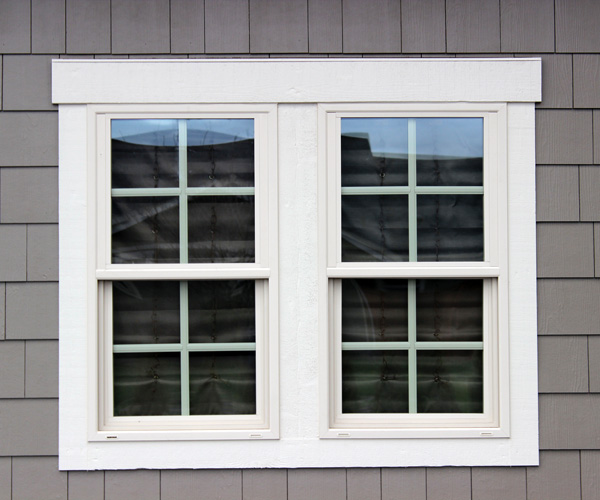 Lovely Vinyl Windows. JELD WEN ...